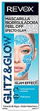 Kup Bioregulacyjna maska peel-off złuszczająca do twarzy - Revox Glitz & Glow Bio Regulating Peel Off Mask Blue