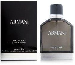 Kup Giorgio Armani Eau de Nuit - Woda toaletowa
