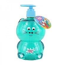 Kup Żel do kąpieli dla dzieci o zapachu lodów waniliowych Kot - Chlapu Chlap