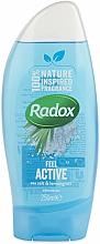 Kup Żel pod prysznic - Radox Feel Active Shower Gel