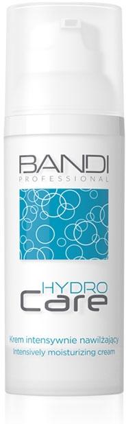 Intensywnie nawilżający krem do twarzy - Bandi Professional Hydro Care
