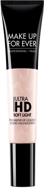 Rozświetlacz w płynie - Make Up For Ever Ultra HD Soft Light Liquid Highlighter — фото N1