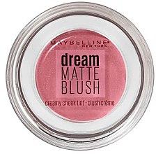Kup Kremowy róż do policzków - Maybelline Dream Matte Blush