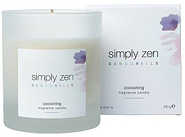 Kup Świeca zapachowa - Z. One Concept Simply Zen Sensorials Cocooning Fragrance Candle