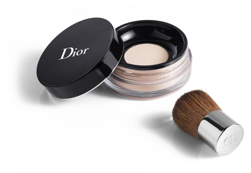 Sypki puder do twarzy - Dior Diorskin Forever Ever Control Powder — фото N2