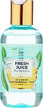 Kup Rozświetlający płyn micelarny z bioaktywną wodą cytrusową - Bielenda Fresh Juice