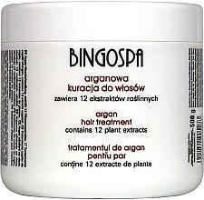 Kup Arganowa kuracja do włosów - BingoSpa Argan Hair Treatment