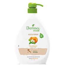 Kup Mydło w kremie Kwiat pomarańczy - Dermomed Orange Blossom Cream Soap
