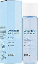 Nawilżający tonik do twarzy - Skin79 Aragospa Aqua Toner — фото N1