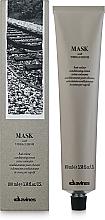 Kup PRZECENA! Pielęgnująca farba do włosów - Davines Mask with Vibrachrom Hair Color Conditioning Cream *