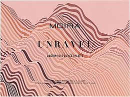 Kup Paleta do makijażu - Moira Unravel Eye & Face Palette