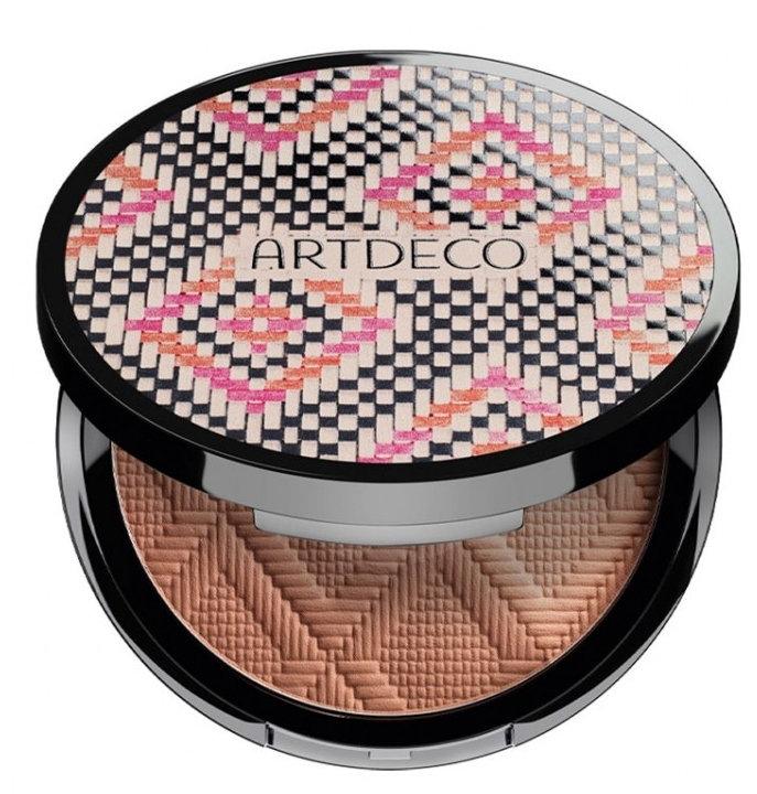 Artdeco All Seasons Bronzing Powder - Puder brązujący do twarzy — фото N1