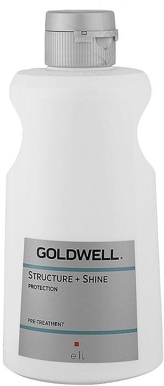 Zabieg wstępny przed prostowaniem - Goldwell Structure + Shine Protection Pre-Treatment — фото N1