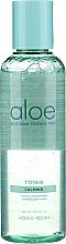 Kojący tonik do twarzy - Holika Holika Aloe Soothing Essence 98% Toner Calming — фото N1