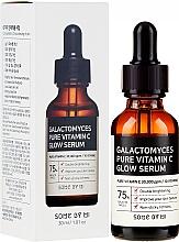Kup Rozjaśniające serum do twarzy z witaminą C i filtratem z grzybów - Some By Mi Galactomyces Pure Vitamin C Glow Serum