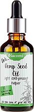 Kup Olej z nasion konopi z pipetą - Nacomi Hemp Seed Oil