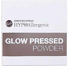 Kup Prasowany puder rozświetlający do twarzy - Bell HypoAllergenic Glow Pressed Powder