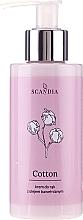 Kup Krem do rąk z olejkiem bawełnianym - Scandia Cosmetics Cotton Hand Cream