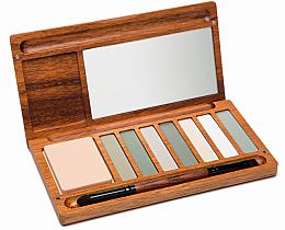 Kup PRZECENA! Alilla Cosmetics Forest Palette - Paleta mineralnych cieni do powiek *