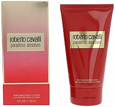 Kup Roberto Cavalli Paradiso Assoluto - Perfumowane mleczko do ciała