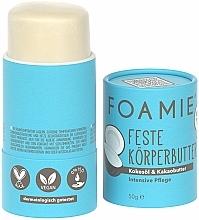 Kup Masło do ciała Kokos - Foamie Solid Body Butter