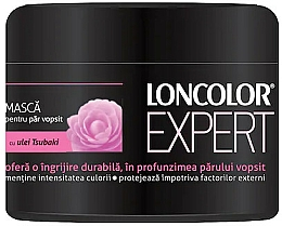 Kup Maska do włosów farbowanych z olejem Tsubaki - Loncolor Expert