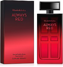 Kup Elizabeth Arden Always Red - Woda toaletowa