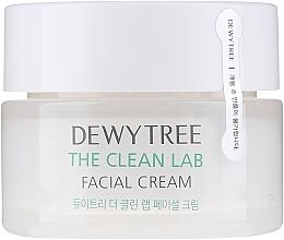 Kup Krem do twarzy z ceramidami i kwasem hialuronowym - Dewytree The Clean Lab Facial Cream