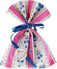 Kup Woreczek zapachowy, w różowe paski - Essencias De Portugal Tradition Charm Air Freshener Alfazema