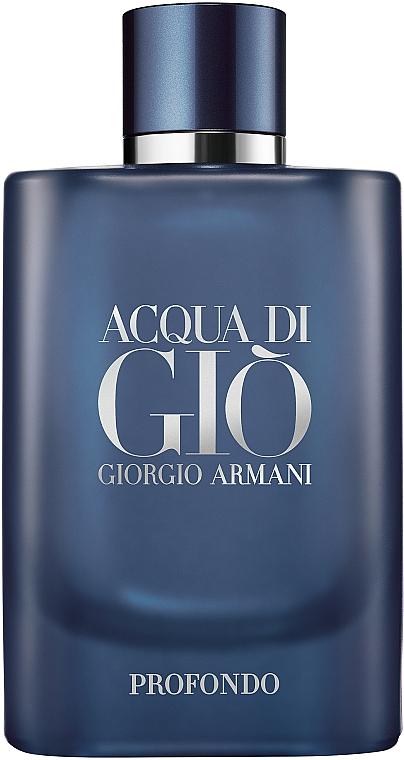 Giorgio Armani Acqua di Gio Profondo - Woda perfumowana