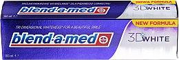 Kup Wybielająca pasta do zębów z efektem 3D - Blend-a-med 3D White Toothpaste