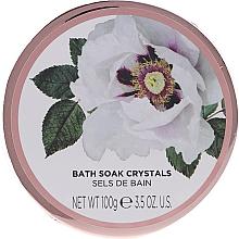 Zestaw - Baylis & Harding Boudoire Rose Set (sh/gel/130ml + sh/gel/300ml + lot/130ml + crystals/100g + bath/f/300ml + soap/100g) — фото N6