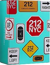 Kup Carolina Herrera 212 For Women - Zestaw (edt 100 ml + edt/mini 10 ml)