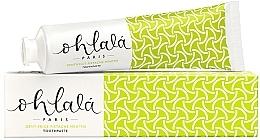Kup Pasta do zębów Pistacja i mięta - Ohlala Pistachios & Mint