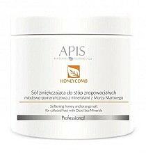 Kup Zmiękczająca sól do stóp zrogowaciałych - APIS Professional Plaster miodu
