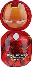 Kup Żel pod prysznic dla dzieci - Corsair Marvel Avengers Iron Man Bath&Shower Gel