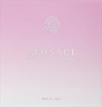 Kup Versace Bright Crystal - Zestaw (edt 90 ml + b/lot 100 ml)
