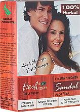 Kup Maseczka sandałowa w proszku do twarzy - Hesh Sandal Face Pack
