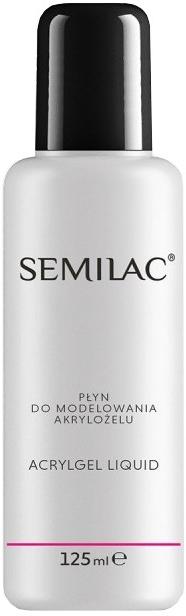 Płyn do modelowania akrylożelu - Semilac Acrylic Gel Liquid
