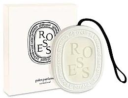 Kup Olejek do dyfuzora zapachowego - Diptyque Roses Scented Oval