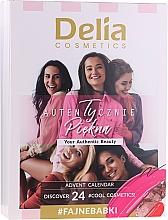 Kup Kalendarz adwentowy 2020 - Delia Cosmetics