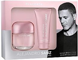 Kup Alejandro Sanz Mi Acorde Ella - Zestaw (edt 80 ml + b/lot 100 ml)