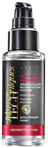 Intensywnie odbudowujące serum do włosów zniszczonych - Avon Advance Techniques Reconstruction Deep Restore Hair Serum