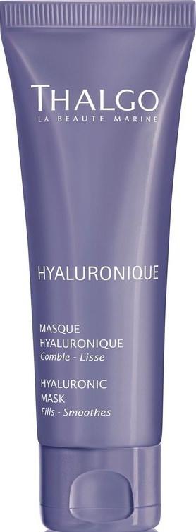 Maska hialuronowa - Thalgo Hyaluronique Hyaluronic Mask — фото N1