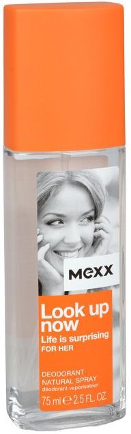 Dezodorant w sprayu - Mexx Look Up Now for Her — фото N1