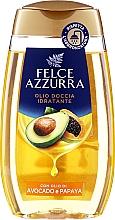 Kup Olejek pod prysznic Awokado i papaja - Felce Azzurra Shower Oil