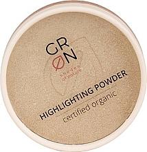Kup Puder rozświetlający - GRN Highlighting Powder