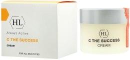 Kup Krem do twarzy - Holy Land Cosmetics C The Success Cream