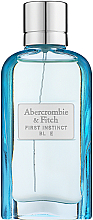 Kup PRZECENA! Abercrombie & Fitch First Instinct Blue Women - Woda perfumowana *