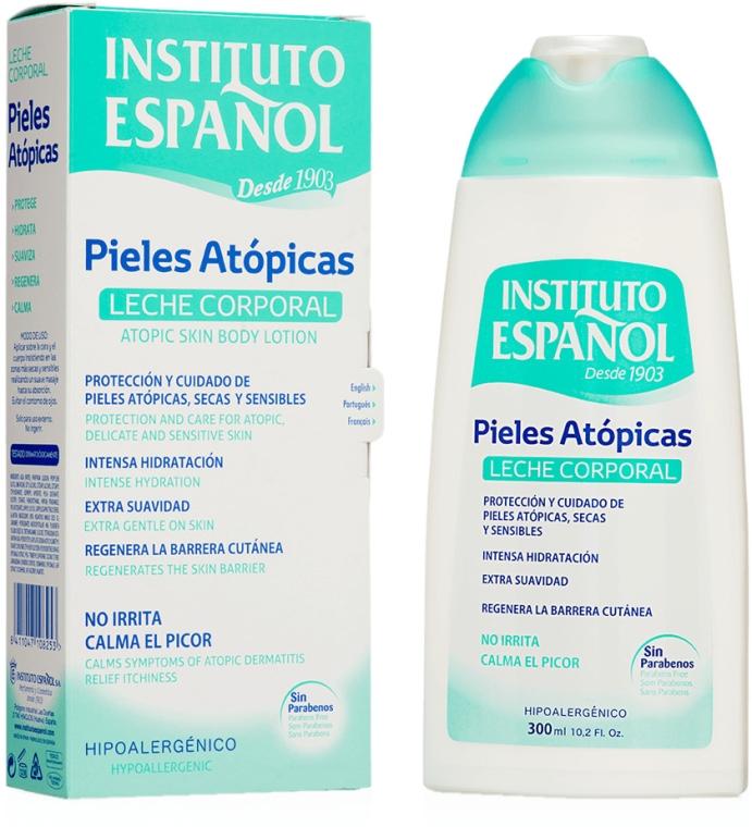 Mleczko do skóry atopowej - Instituto Espanol Atopic Skin Body Milk — фото N1